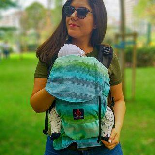 MissBebek Ergonomik Babycarrier / Bebek Taşıyıcı / Ergonomik Kanguru / Bebek Taşıma – Primavera