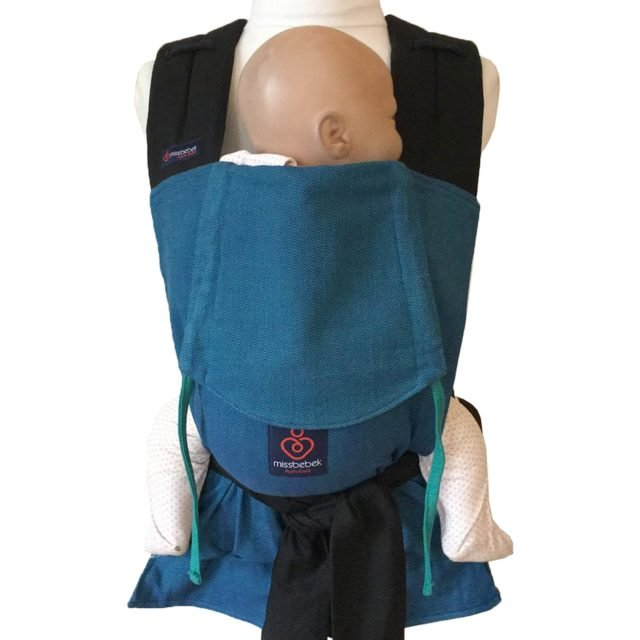 MissBebek Mei Tai Bebek Taşıyıcı / Ergonomik Kanguru / Bebek Taşıma – Atlantico