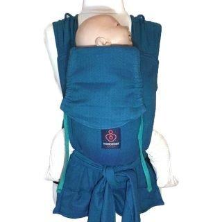 MissBebek Wrap Tai Bebek Taşıyıcı / Ergonomik Kanguru / Bebek Taşıma – Atlantico